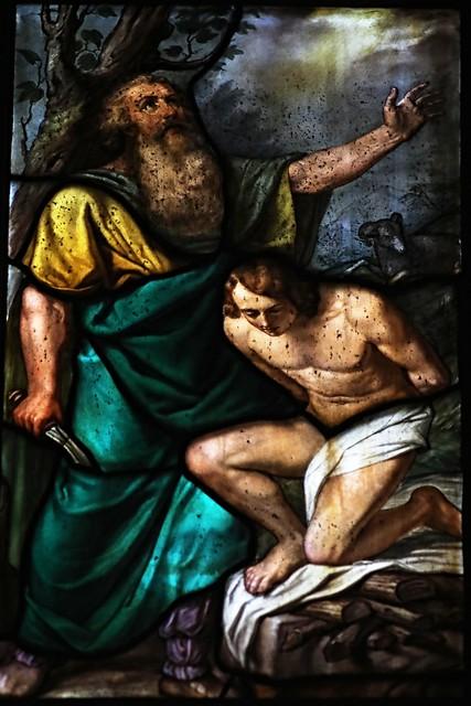 Duomo di Milano # 12 Sacrificio di Isacco