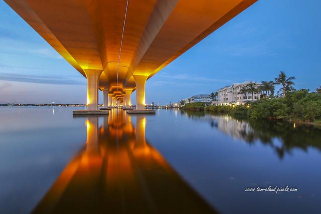 Soft Bridge Reflection