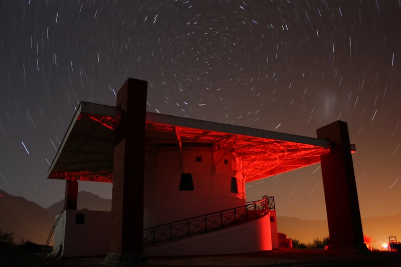 How to explore the best art & astronomy in Chile virtually