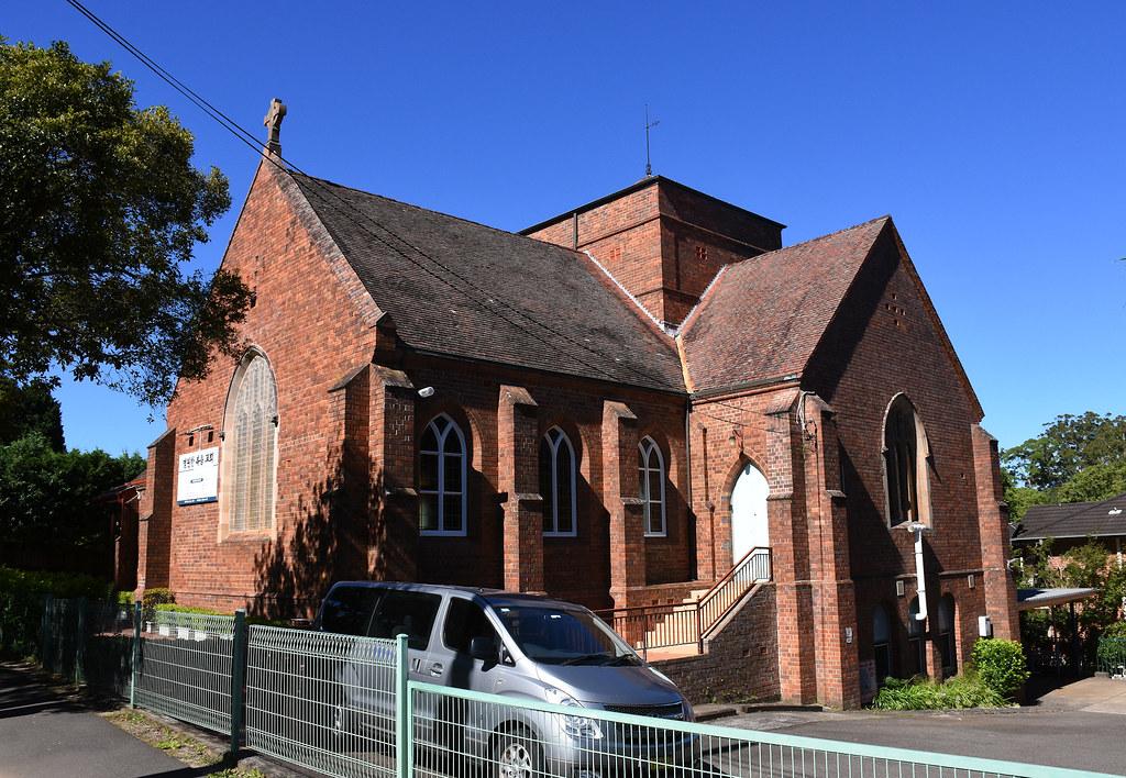 Sydney Sungrak Baptist Church, Turramurra, Sydney, NSW.