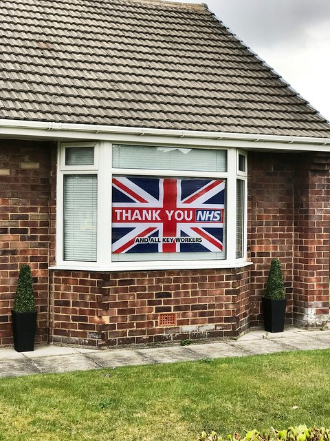 Thank you NHS... and all key workers