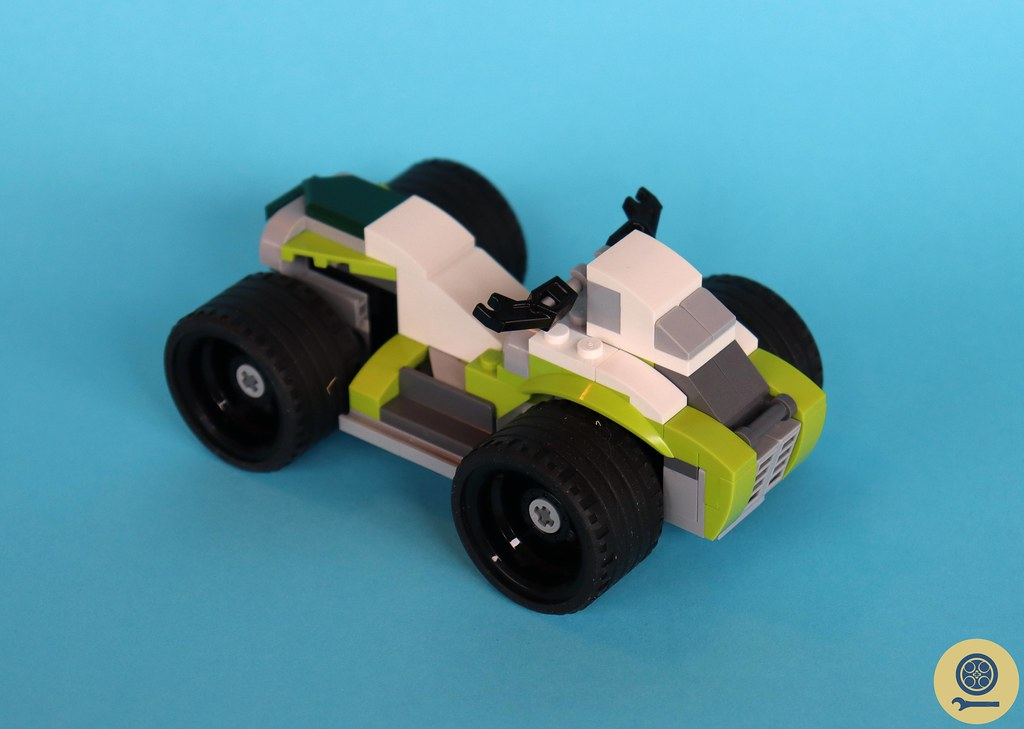 31103 Rocket Truck 3