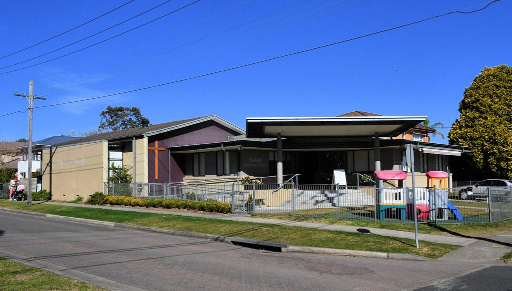 Waitara Anglican Church, Waitara, Sydney, NSW.