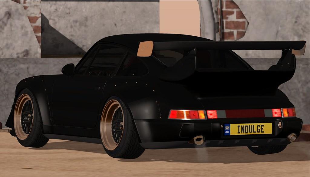 –Indulge– IMS 91 Porsche Dark NITE