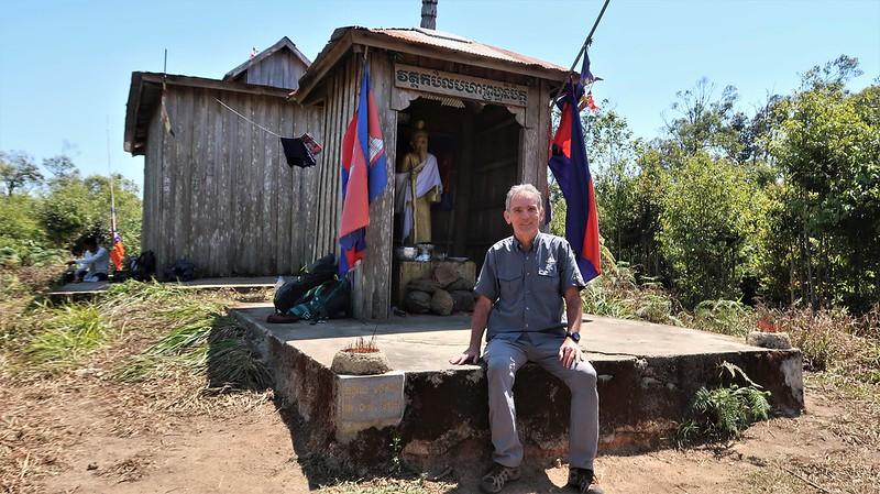Phnom Aural 1813 m, CAMBODIA, February 2020