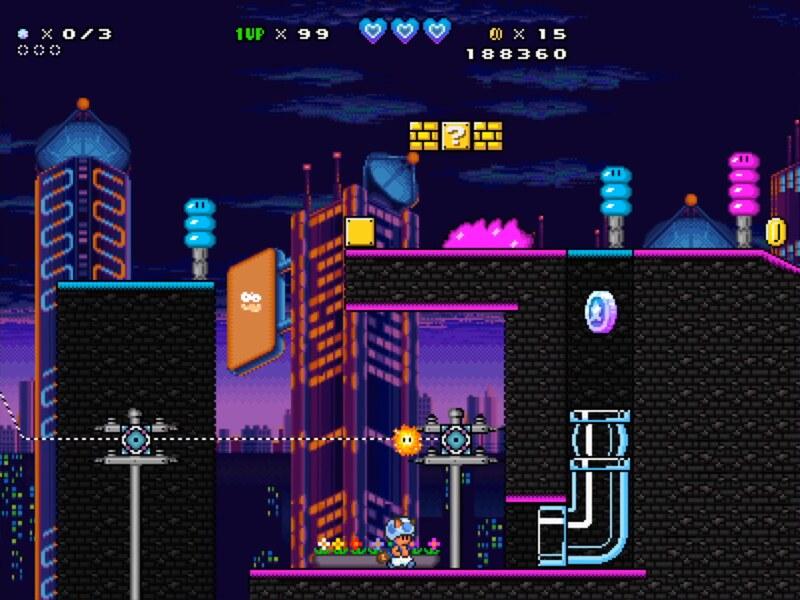 Super Mario Khroma - Metropolis