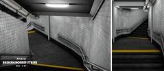 Pitaya - Underground Stairs:  Access event