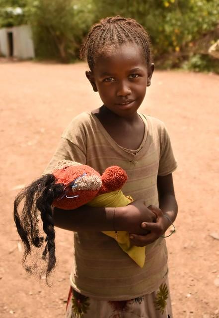 Local Doll, Ethiopia