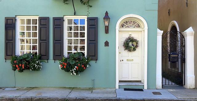 Eastertime Below Broad: 17 Tradd Street, Charleston, SC
