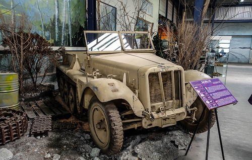 Sd.Kfz.10 Allemagne 1937-1945