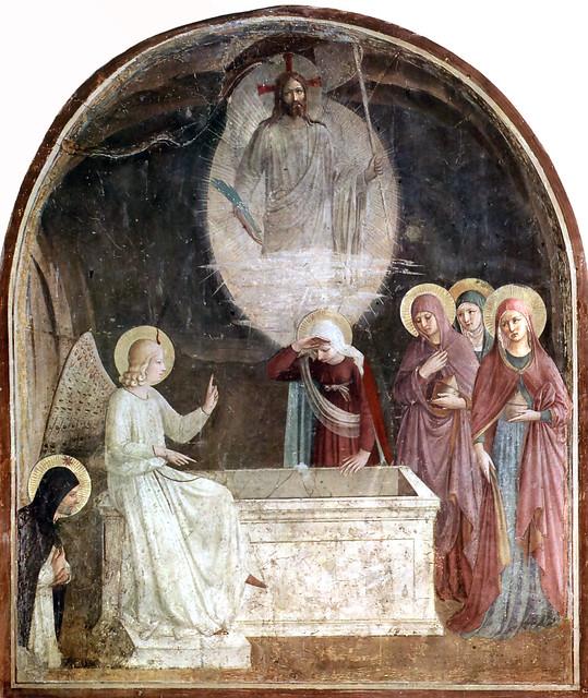 Resurrection, c. 1441