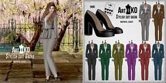 Art&KO - Stylish suit GACHA - VANITY EVENT