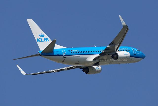 KLM - PH-BGI - London Heathrow (LHR/EGLL)