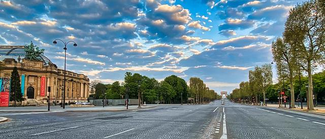 Beautiful Paris 😷