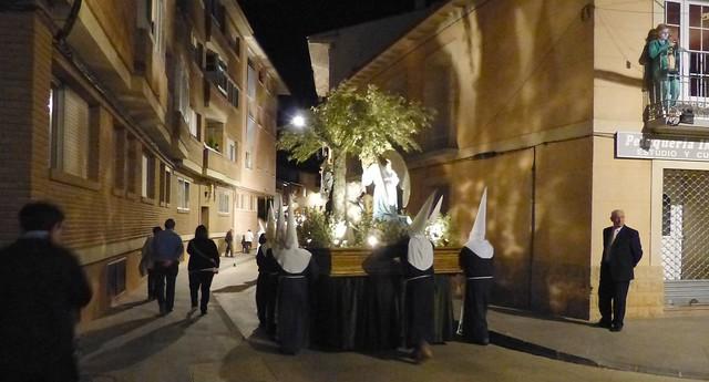 Cariñena (Zaragoza, Aragón, Sp) – Semana Santa 2014