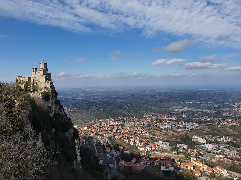 Rome, Florence & San Marino