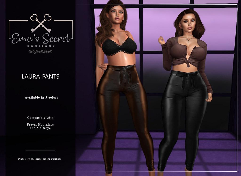 Ema's Secret @ Vanity Event
