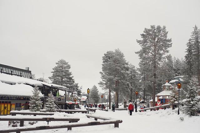 芬蘭 聖誕老人村 the Santa Claus Village of Finland