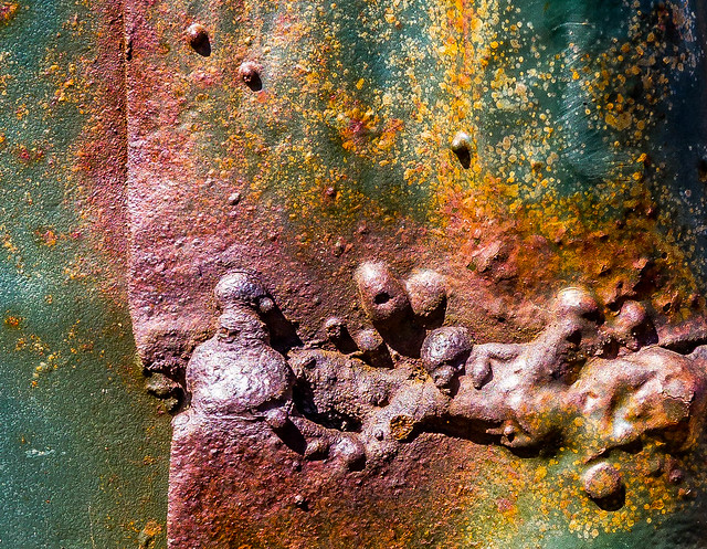 Flickr: The Rust is Beautiful Pool