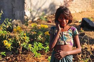 India- Rajasthan- near Ranakpur