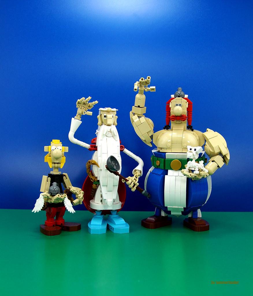 Asterix  Co. 2.0