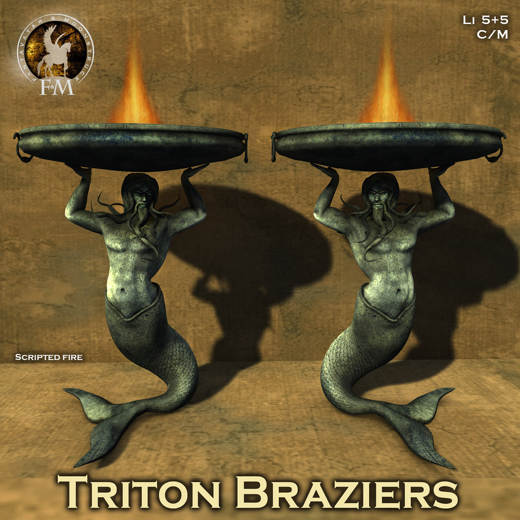 F&M * Triton Braziers