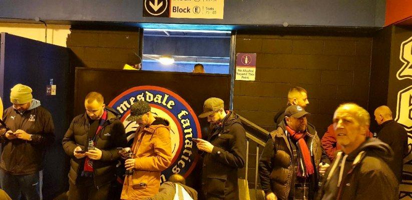 Crystal Palace v Watford (7th March 2020)