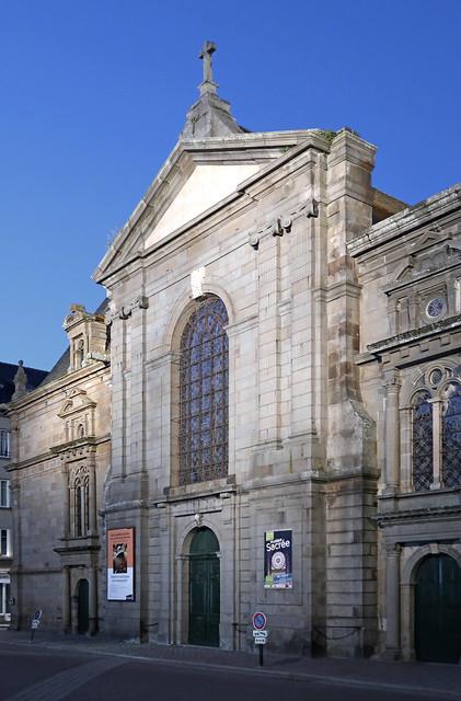 Saint-Malo - Cathédrale Saint-Vincent