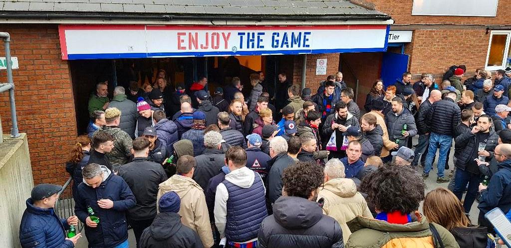 Crystal Palace v Newcastle United (22nd Feb 2020)