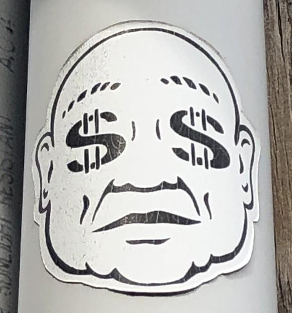 Seeing Dollar Signs Before My Very Eyes
