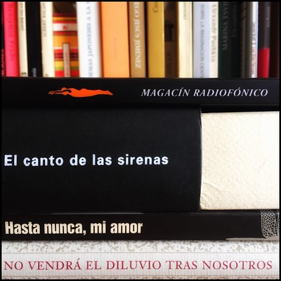 Magacín radiofónico en estado de alarma 12.4.20 #yomequedoencasa #frenarlacurva #haikusdestanteria #quedateencasa