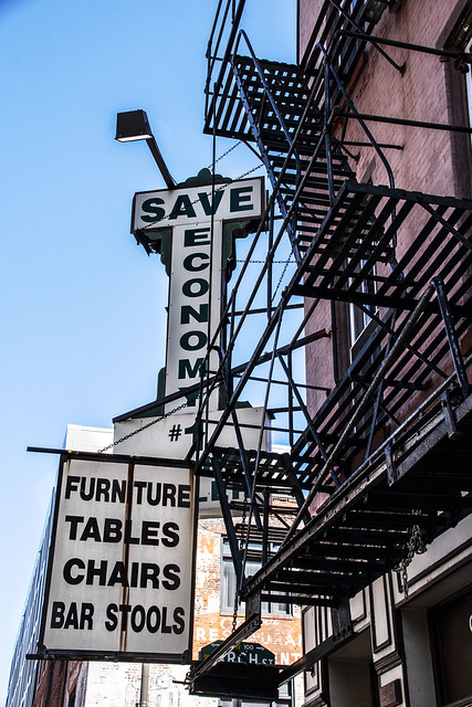 Save--Economy