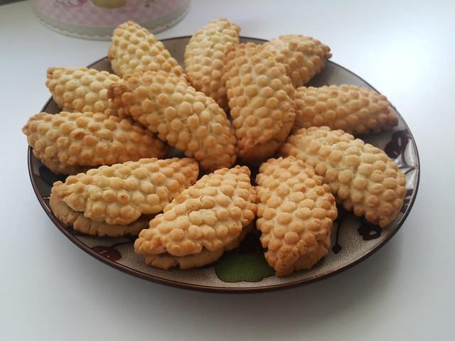 elmalı petek kurabiye tarifi