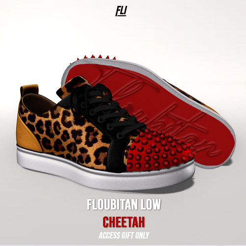 Floubitan Low cheetah Access Group Gift