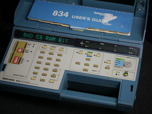 Tektronix 834 Programmable Data Communications Tester
