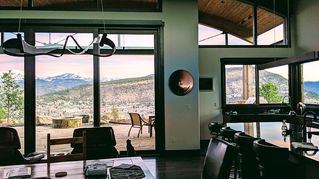 Great Room and view
