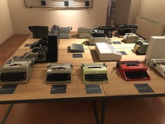 Museo della grafica, mostra su Olivetti