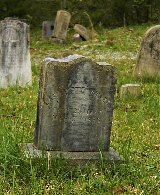 Gum Springs Cemetery