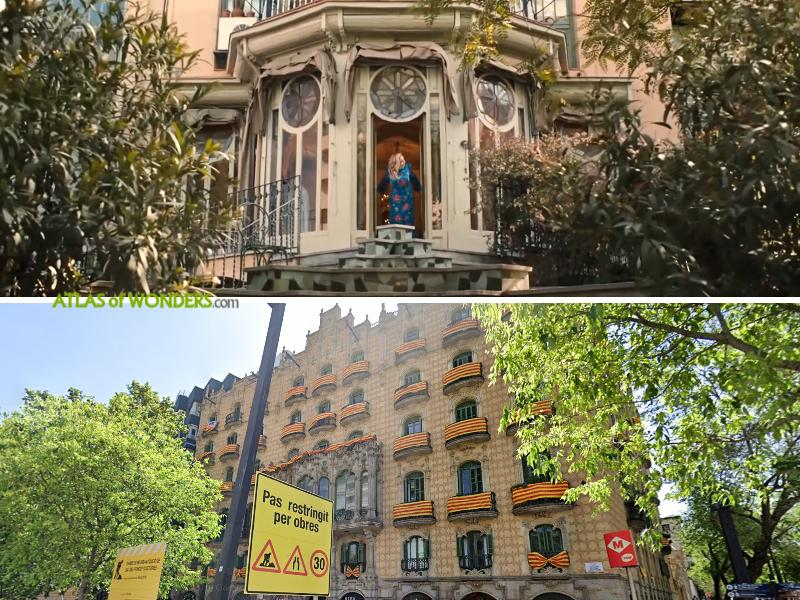 Villanelle casa apartamento en Barcelona