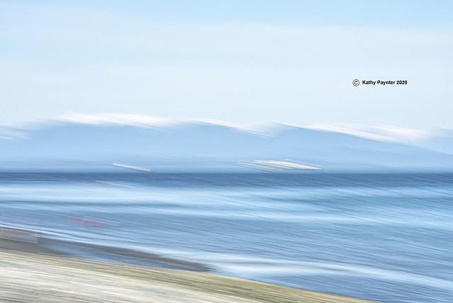 Ocean Blur 1166