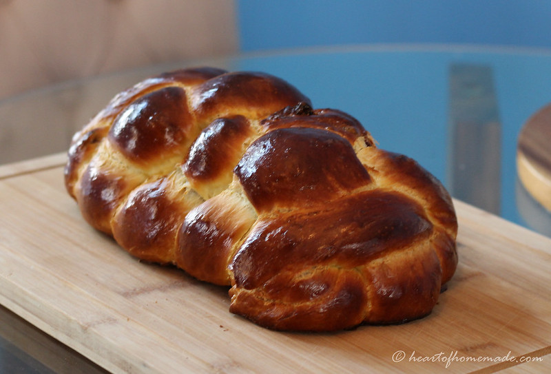 Best Ever Challah Bread