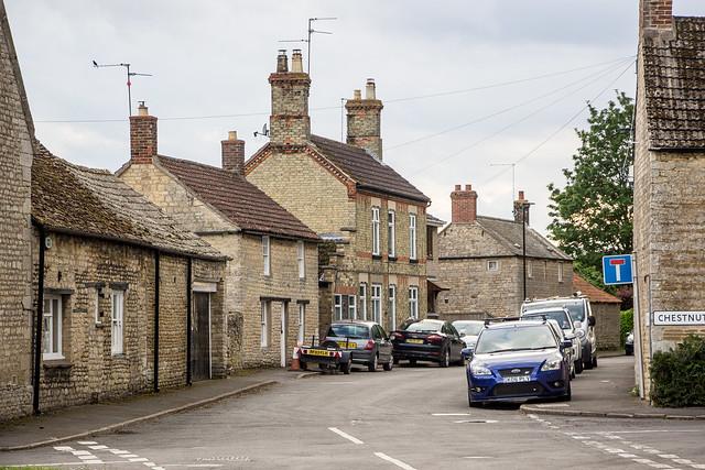 Rectory Lane, Peakirk, England