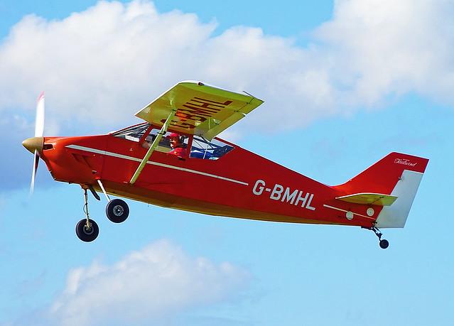 G-BMHL Wittman W.8 Tailwind
