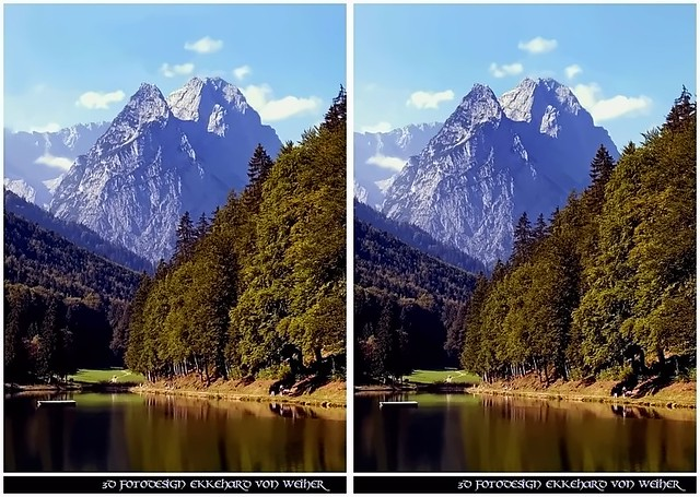 Riessersee 3D Reloaded