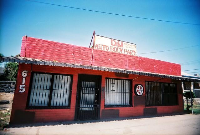 D & M Auto Body Parts