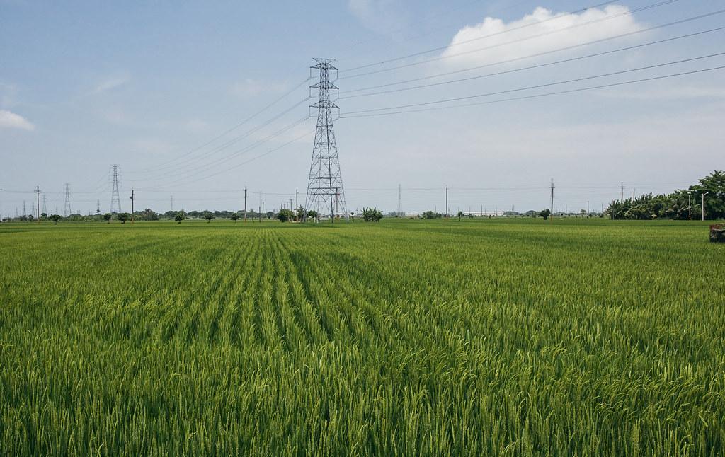 台中市國土計畫為滿足住商用地需求,將都市計畫農業區改為城鄉發展地區。翻攝簡報