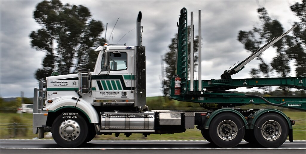 Western Star near Morwell