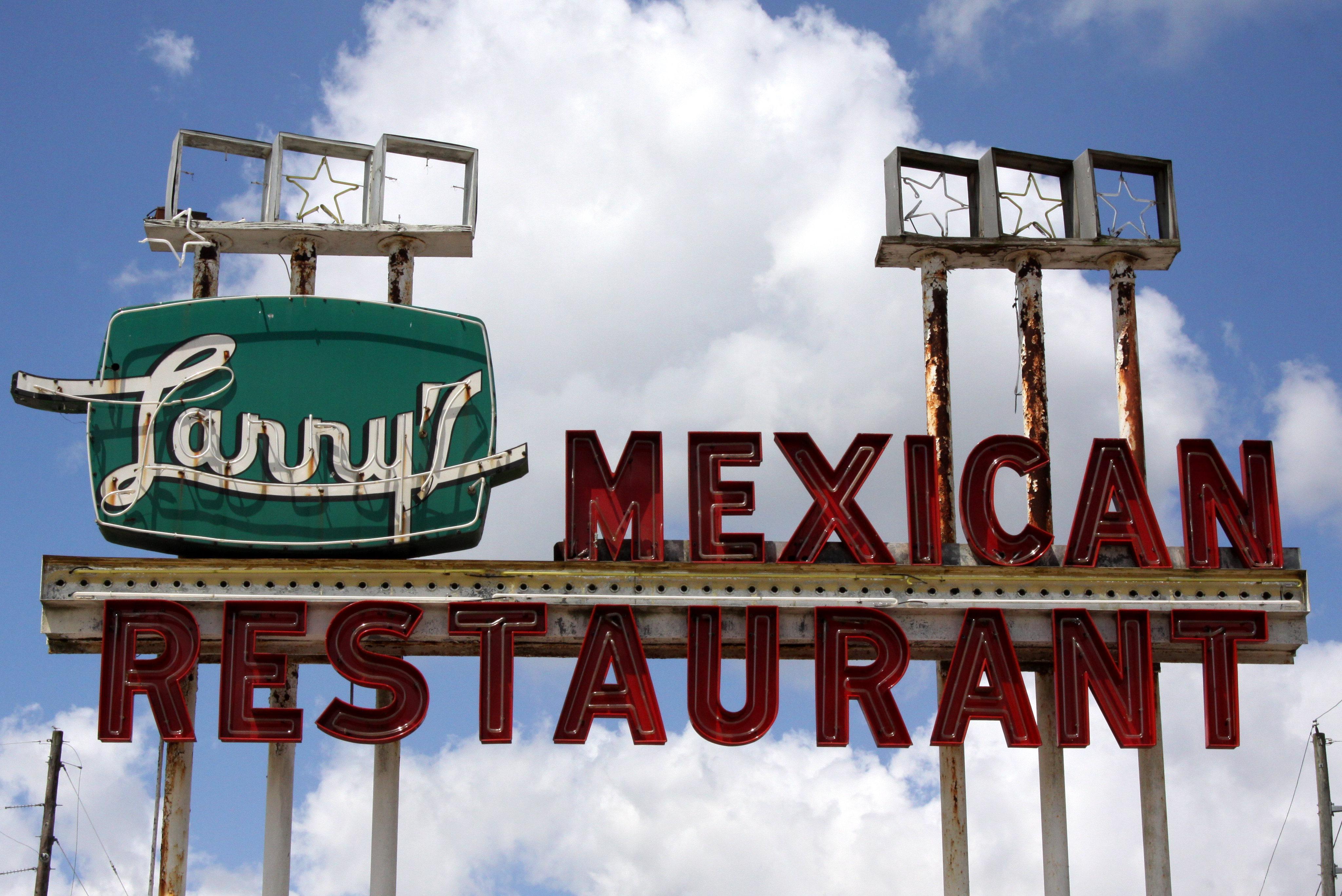 Larry's Original Mexican Restaurant - 116 East Highway 90 Alternate No. 3720, Richmond, Texas U.S.A, - May 25, 2019