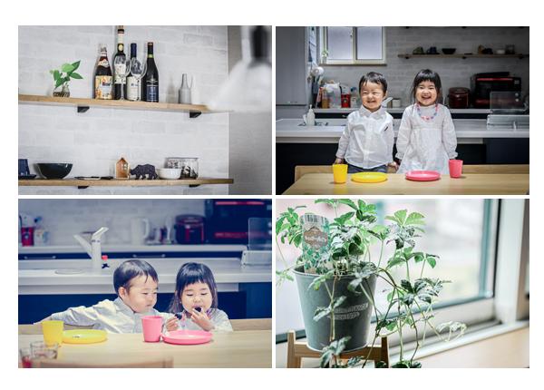 親子カメラマンが撮る親子写真 ご自宅へ出張撮影 愛知県岡崎市