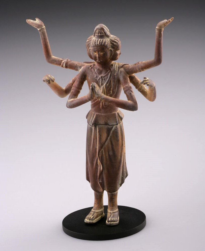 海洋堂《膠囊Q博物館》「日本的至寶 佛像立體圖錄」第六彈『迴』轉蛋(カプセルQミュージアム 日本の至宝 仏像立体図録 廻)全6種